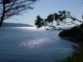 la mer à kerdreolet à côté du gîte©gited