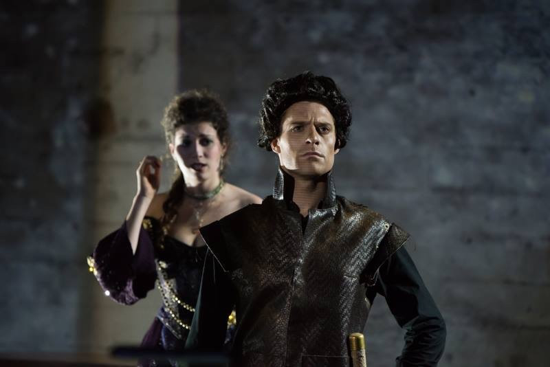 Oronte and Morgana - Alcina