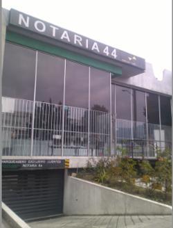 Notaría 44 de Bogotá