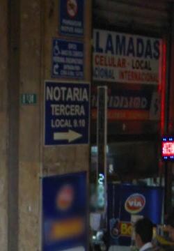 Notaría 3 de Bogotá