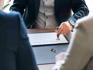 Los divorcios en Colombia aumentaron en el último año, según Supernotariado