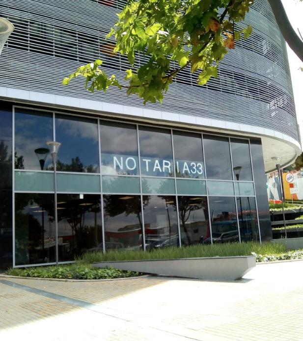 Notaría 33 de Bogotá