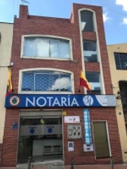 Notaría 31 de Bogotá