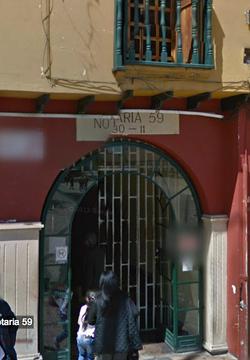 Notaría 59 de Bogotá