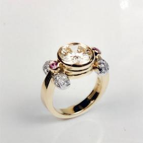 K18/Ptダイヤモンド