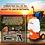 Thumbnail: Petra HD5000 Battery Powered Sprayer (6.5gal in Reel Cart)