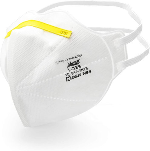 Nextirrer NIOSH Certified N95 Respirator Mask with High Filtration Pack 400