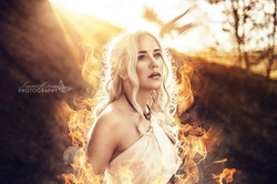 Daenerys Cosplay Ari Rubin Yunkai