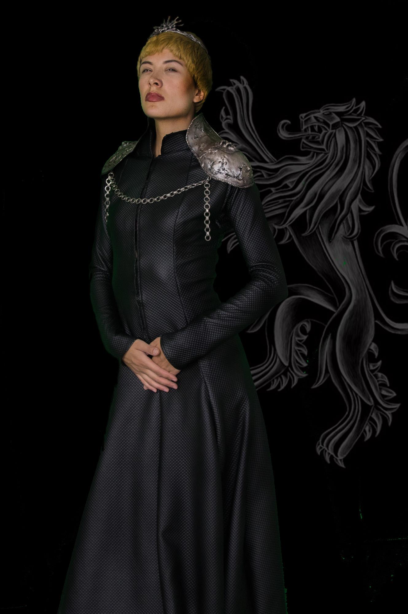 Cersei Coronation Gown