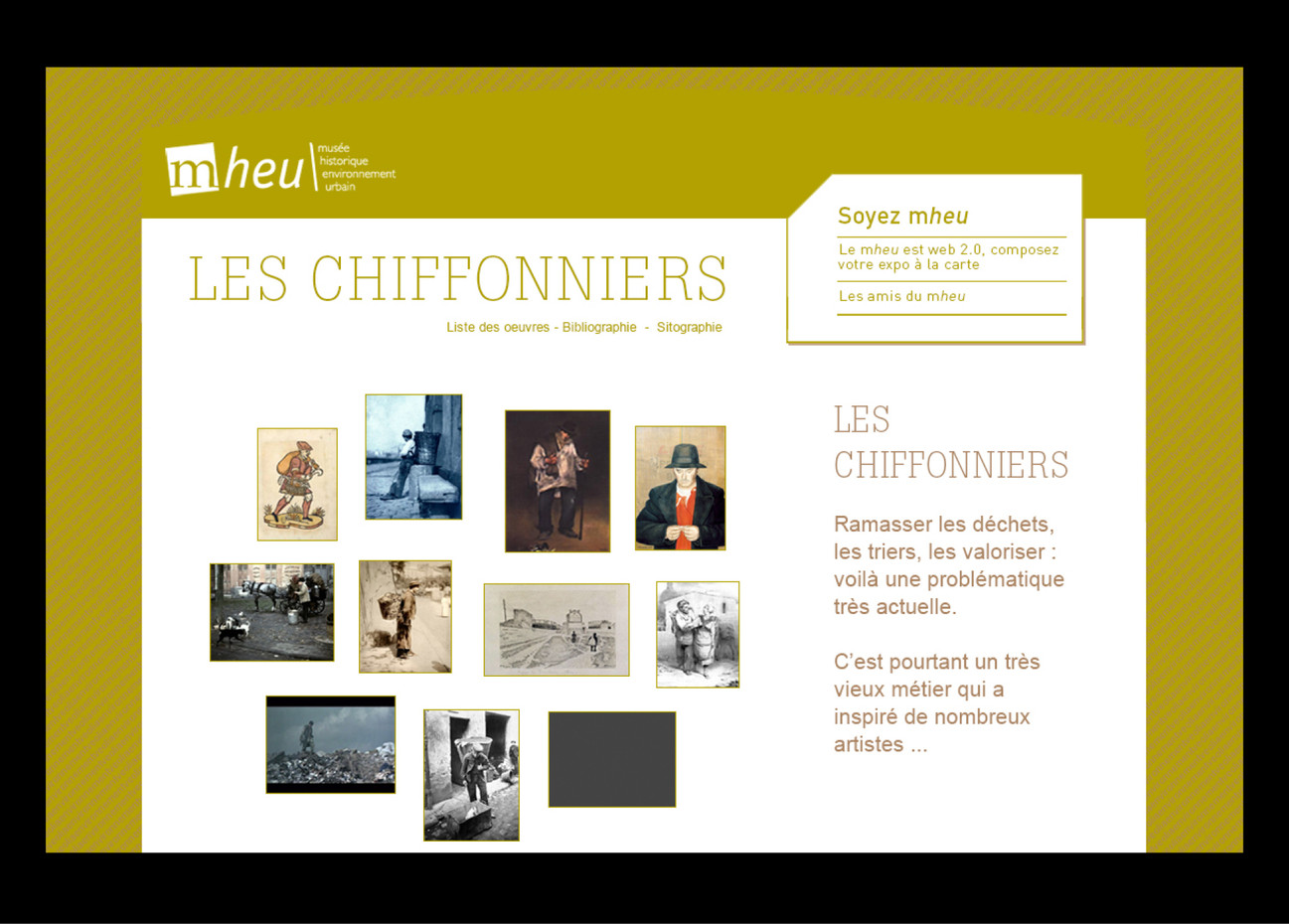 LE MHEU - LES CHIFFONNIERS by VEOLIA