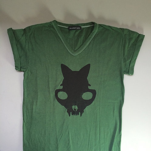 T-shirt CHAT / D.W.13