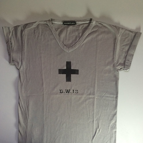 T-shirt PLUS / D.W.13