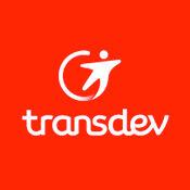 Réalisation charte graphique site Transdev les chemins de l'école