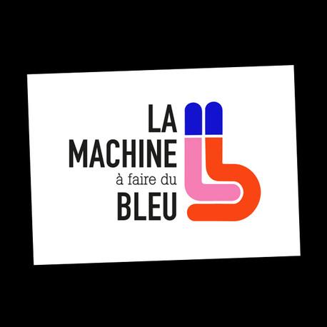 LA MACHINE A FAIR DU BLEU