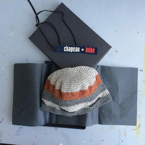 BONNET BEBE N°2 / Chapeau+Bébé