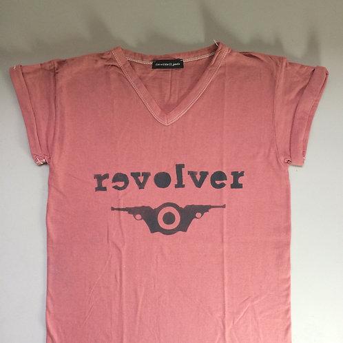 T-shirt REVOLVER LOVE / D.W.13