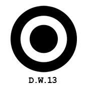 Réalisation site web,identité corporate,supports communication pour D.W.13