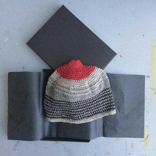 BONNET BEBE N°8 / Chapeau+Bébé