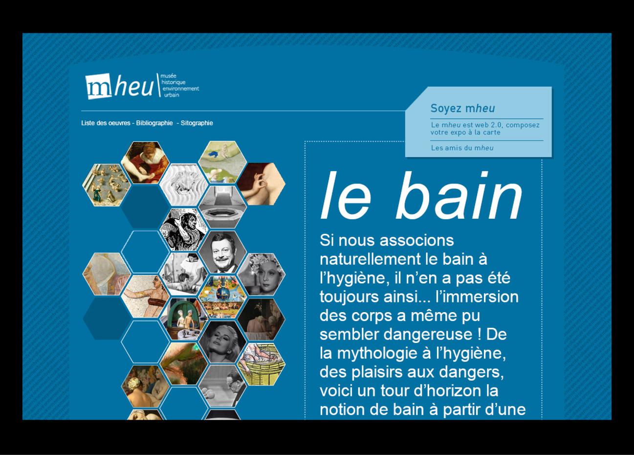 LE MHEU - LE BAIN by VEOLIA