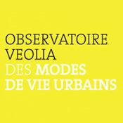 Réalisation charte graphique du site web observatoire veolia et calendrier