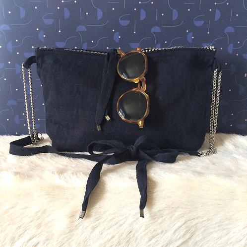 NAIT - Mini sac - noir / D.W.13