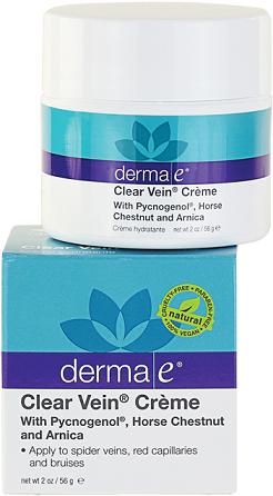 Derma E® Clear Vein Creme 2 oz