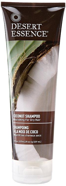 Desert Essence® Coconut Shampoo - Dry Hair