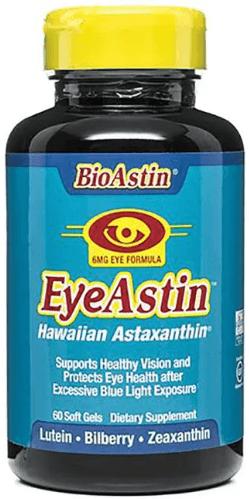 MD Formulas EyeAstin 60 Gelcaps