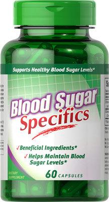 Nature Smart Blood Sugar w/ Cinnamon & Chromium
