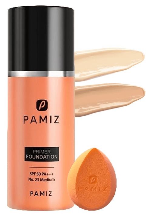 Pamiz Primer Foundation SPF 50 PA+++ (30 ml)