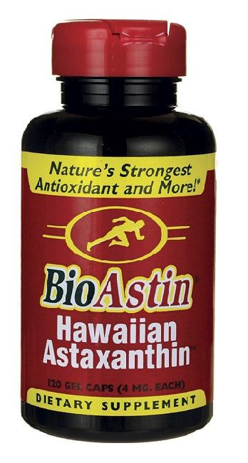 BioAstin Hawaiian 4 mg 120 Gelcaps