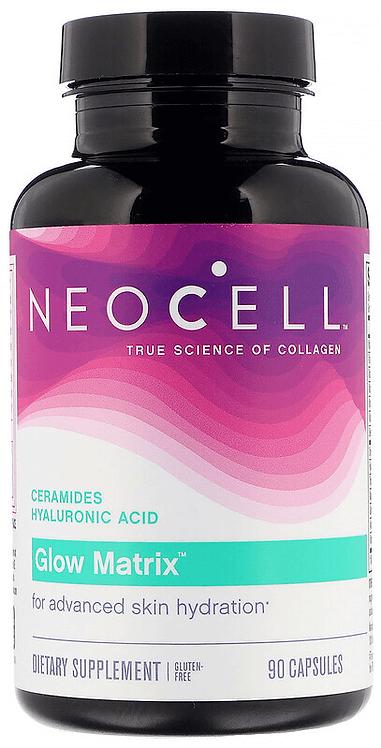 NeoCell Glow Matrix Advanced Skin Hydrator/ 90 Capsules