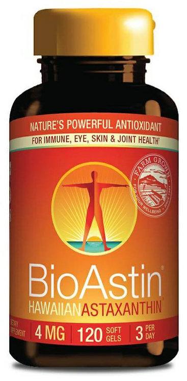 Nutrex Hawaii BioAstin Astaxanthin- 4 mg 120 Gcaps