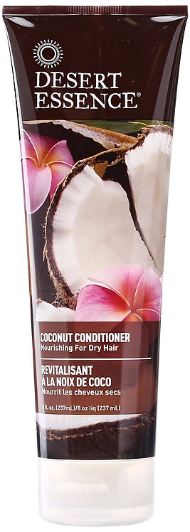 Desert Essence® Coconut Conditioner - Dry Hair