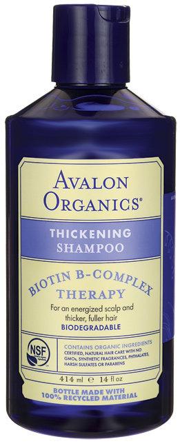 Avalon Organics Thickening Shampoo Biotin Complex