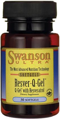 Swanson Ultra Resver-Q-Gel/ 30 Sgels