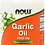 Thumbnail: NOW® Foods Garlic Oil 1500 mg/ 250 Softgels