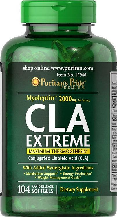 Puritan's Pride Myoleptin™ CLA Extreme 104 Softs