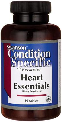 Swanson Formulas Heart Essentials/ 90 Tabs