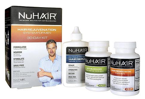 NuHair Hair Rejuvenation System For Men