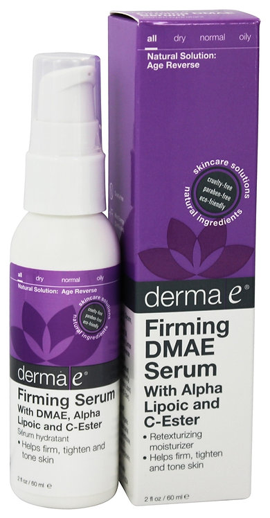 Derma E® Firming Serum w/DMAE, Alpha Lipoic and C