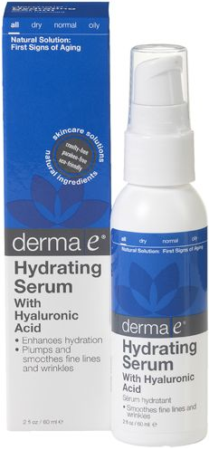 Derma E® Hyaluronic Acid Rehydrating Serum 2 oz