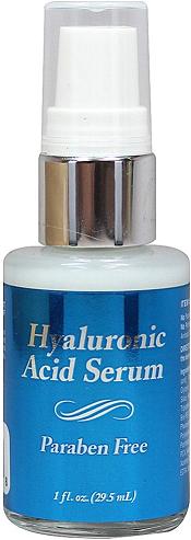 Puritan's Pride Hyaluronic Acid Serum 1 oz