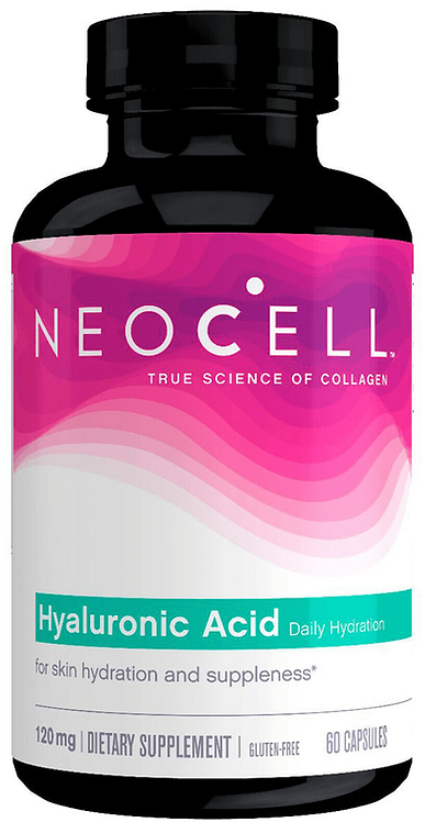 NeoCell Double Strength Hyaluronic 120 mg/ 60 Caps