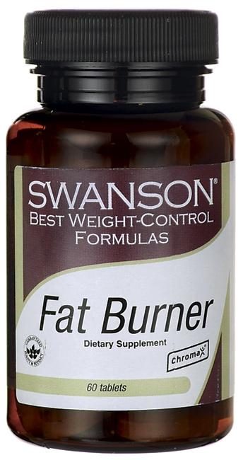 Swanson Best Weight-Control Fat Burner/ 60 Tabs
