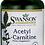 Thumbnail: Swanson Premium Acetyl L-Carnitine 500 mg/ 240 Vcp