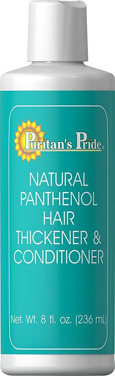 Puritan'sPride Panthenol Hair Thickener Condition