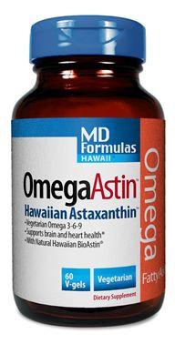 MD Formulas OmegaAstin 60 VGels