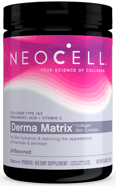 NeoCell Derma Matrix Collagen Skin Complex Powder