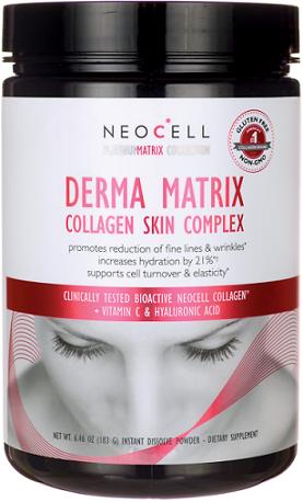 NeoCell Derma Matrix Collagen Skin Complex Powder